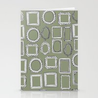Picture Frames Herb Stationery Cards