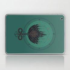 Black Dahlia Laptop & iPad Skin