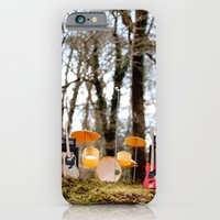 If a band plays in the forest ...... iPhone 6 Slim Case