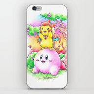 If This Is Dream Land.. iPhone & iPod Skin