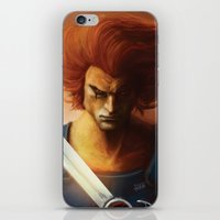 ThunderCats Collection - Lion-O iPhone & iPod Skin