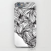 Hairy Heart  iPhone 6 Slim Case
