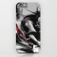 Samurai fight iPhone 6 Slim Case