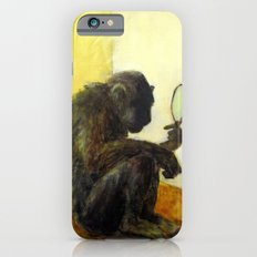 Monkey in the Mirror Slim Case iPhone 6s