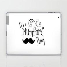 It's a Mumson Thing Laptop & iPad Skin