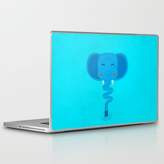 Elefun Laptop & iPad Skin