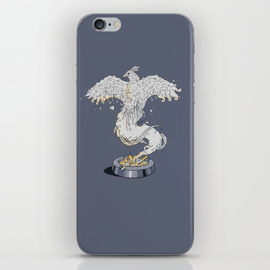 From the ashes iPhone & iPod Skin
