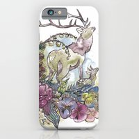 iPhone & iPod Case featuring The Clearing by Monika Jean