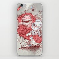 Dr Jekyll iPhone & iPod Skin