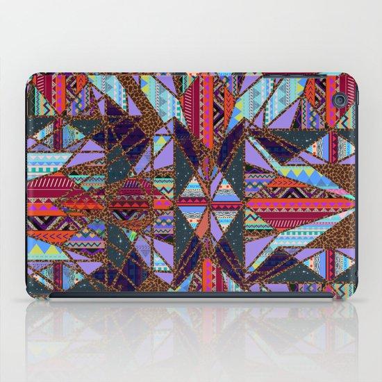 RETRO KALEIDOSCOPE //TWO iPad Case