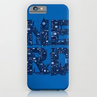 iPhone & iPod Case featuring NERD HQ by Lawrence Villanueva