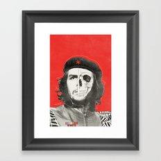 CHE Framed Art Print
