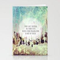 Imagination Stationery Cards