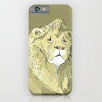 The Sad Lion iPhone 6 Slim Case