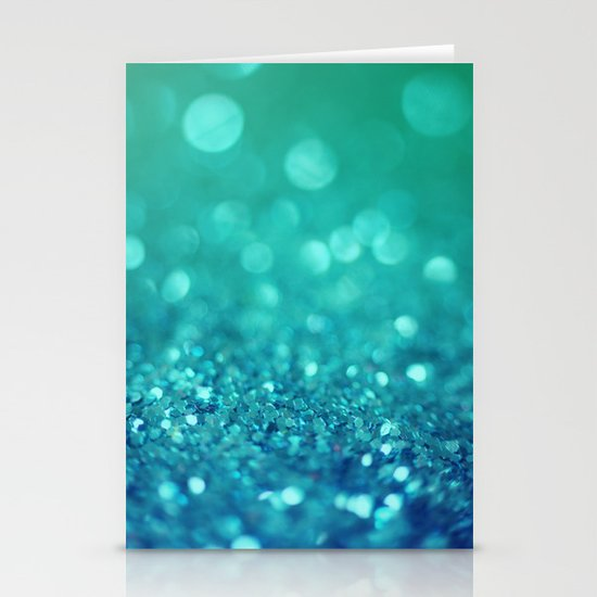 Bubble Party Stationery Card