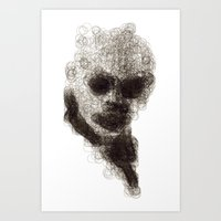 Circles #1 Art Print