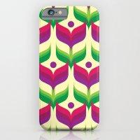 Tulip Garden iPhone 6 Slim Case