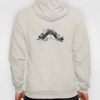 Creature Forest  Hoody