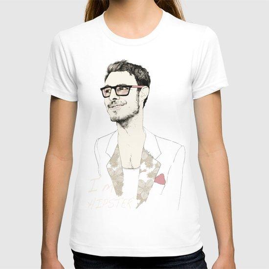 I´m hipster  T-shirt