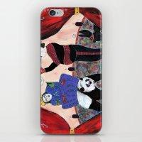 Special RoomVIII iPhone & iPod Skin