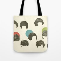 Hair Today, Gone Tomorrow Tote Bag