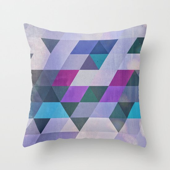 flyty Throw Pillow