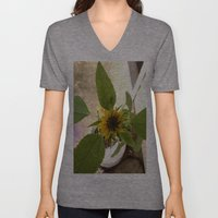 Flower Spider Unisex V-Neck