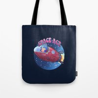 Space ace Tote Bag