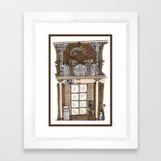 Nola Framed Art Print