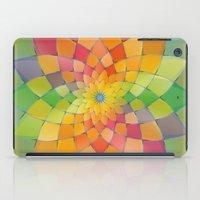 Chrysanthemum 2 iPad Case