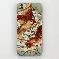 Honey & Sorrow iPhone & iPod Skin