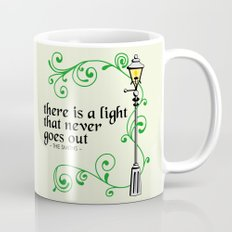 There is a Light that Never Goes Out Mug