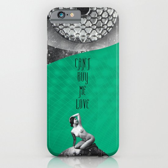 Can't buy me Love (Rocking Love series) iPhone & iPod Case