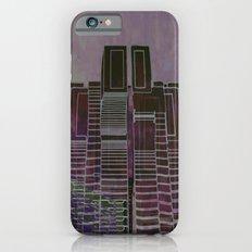 Urban Bubble into Space / 25-08-16 Slim Case iPhone 6s