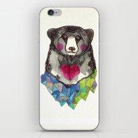 Bear Yeah iPhone & iPod Skin