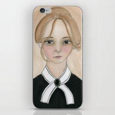 Miss Charlotte iPhone & iPod Skin