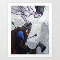 Chosen Art Print