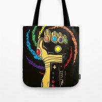 Infinite Power Tote Bag