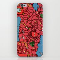 Fruits of Life iPhone & iPod Skin