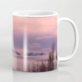 Mug - Rose Serenity Winter Fog - Alaskan Momma Bear