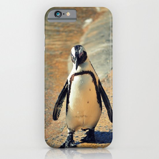 A Day at the Beach iPhone & iPod Case