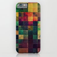 iPhone Cases featuring nymbll bwx by Spires