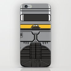 Despicable Law Enforcer iPhone & iPod Skin