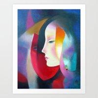 Ruben17 Art Print