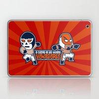 Los Luchadores Laptop & iPad Skin