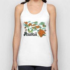 HAWAII Unisex Tank Top