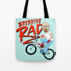 Breaking Rad Tote Bag