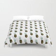 Take my pineapple! Pattern :) Duvet Cover