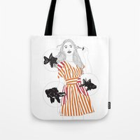 Blowfish #2 Tote Bag