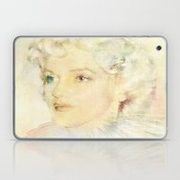 Portrait of an icon Laptop & iPad Skin